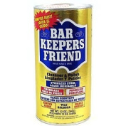 Bar Keepers Friend, 350ml Cleanser and Polish - Bar Keepers Friend® Cleanser & Polish