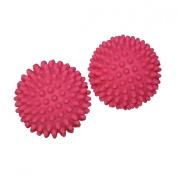 JMK 2-Piece Reusable Dryer Ball Set - Natural Way to Soften Fabrics