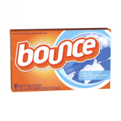 Bounce Fresh Linen Sheets, 40-Count