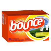 Bounce Outdoor Fresh Sheets, 240 Count Boxes
