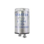FSU-220V - 4W~80W, 220 volts, Universal Fluorescent Lamp Starter