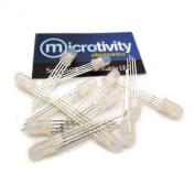 microtivity IL611 5mm Diffused RGB Controllable LED, Common Cathode
