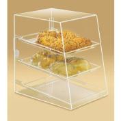 Cal Mil 260 29cm x 43cm x 43cm Slant Front Bakery Display