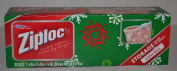 Ziploc Quart Size Storage Bags Limited Edition Holiday Tinted Designs