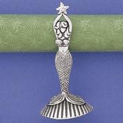 Pewter Mermaid Ladies' Jewellery Ring Holder