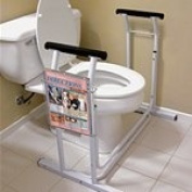Deluxe Toilet Safety Support XL
