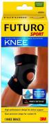 FUTURO Sport Moisture Control Knee Support, Small, 1 ea