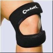Cho-Pat Dual Action Knee Strap, Black, XX-Large, 50cm -60cm