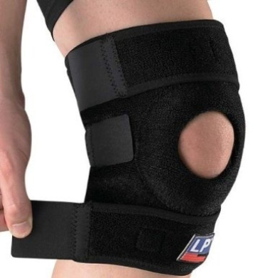 LP Supports Extreme Open Knee Patella Support