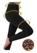 Anti cellulite slimming leggings (Fuseaux) with caffeine+vitamin E microcapsules