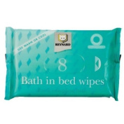 Bath in Bed Wipes