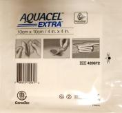 New and Improved AQUACEL® EXTRA Hydrofiber® Dressing 10cm x 10cm