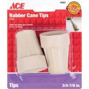 Ace 1.9cm -2.2cm Crutch or Cane Tip