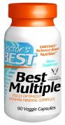 Doctor's Best, Best Multiple, Fully Optimised Vitamin-Mineral Complex, 90 Veggie Caps
