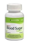 Optimum Blood Sugar Support - an all-natural supplement that balances blood glucose levels [1 bottle, 60 vegetable capsules]
