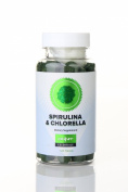 Onnit Labs Spirulina & Chlorella 120ct