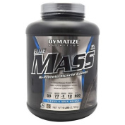 Dymatize Nutrition Elite Mass Vanilla Hi-Protein Muscle Gainer Powder 2722g