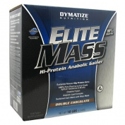 Dymatize Elite Mass Double Chocolate 10 Lbs