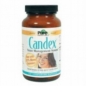 Pure Essence Candex 120 Vegetarian Capsules