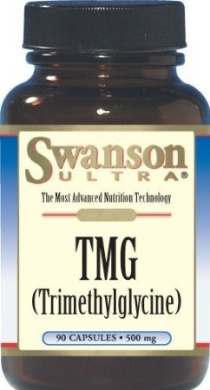 Swanson TMG (Trimethylglycine) 500 mg 90 Caps