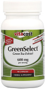 Vitacost GreenSelect Green Tea Extract Phytosome -- 600 mg per serving - 90 Capsules
