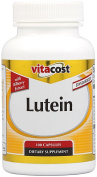 Vitacost Lutein with Bilberry Extract Featuring FloraGlo Lutein -- 100 Capsules