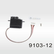 Double Horse 9103-12 Servo Helicopter Spare Parts