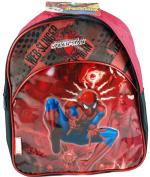 THE AMAZING SPIDERMAN SCHOOL RUCKSACK BACKPACK NURSERY TRAVEL CABIN HAND BAG NEW