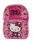Hello Kitty Medium BackPack - Sanrio Hello Kitty Medium School Bag