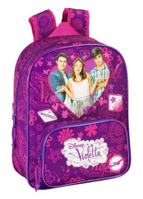 Safta 611342185 - Violetta backpack 34cm