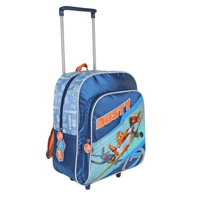 Trolley backpack Planes 27x33x12cm