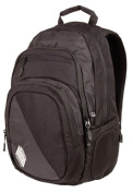 Nitro Stash Backpack Black