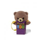 Gund G4037077 Pookie Pockets Thank You Bear