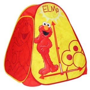 Sesame Street u0027Elmou0027 Pop Up Play Tent by BigRedWarehouse - Shop Online for Toys in Australia .  sc 1 st  Fishpond & Sesame Street u0027Elmou0027 Pop Up Play Tent by BigRedWarehouse - Shop ...