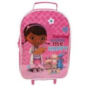 Disney Doc Mcstuffins Wheeled Bag