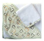 JJ Cole Hooded Towel Set