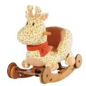 Hessie Giraffe Rocking Horse
