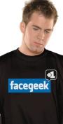 Nekowear - Facegeek T-Shirt Tee Gr. M by Nekowear Original & Licenced includes.