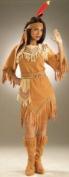 Forum Novelties Inc. Native American Maiden Adult Halloween Costume Size Standard