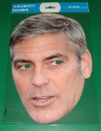 George Clooney Celebrity Face Mask