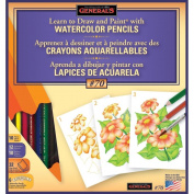 Learn To Draw And Paint With Watercolour Pencils-