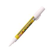Zig Fabricolor Fabric Marker Pen - White