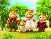 Sylvanian Families Panda Family