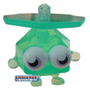 Moshi Monsters ROX Collection Individual Moshling - WURLEY in GREEN
