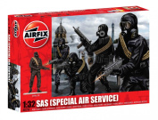 Airfix 1:32 Special Air Service Figure Model Kit
