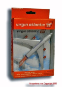 "Real Toys VAA6264 Virgin Boeing 1900cm Toy Plane"" Diecast Model"