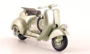 Vespa sport 6 giorni, met. lightgreen , 1952, Model Car, Ready-made, Maisto 1:18