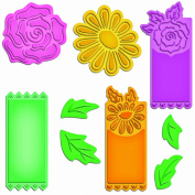 SPELLBINDERS Shapeabilities - Floral Tags