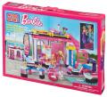 Mega Bloks Barbie Build N Play Glam Salon