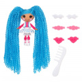 Mini Lalaloopsy Loopy Hair Doll - Mittens Fluff 'N' Stuff